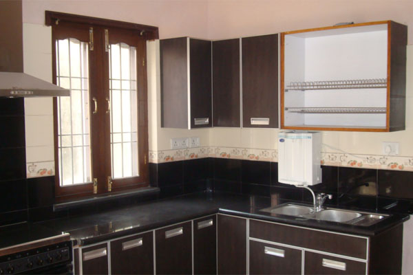 Natural furnishing interior designing exterior for Kitchen design nepal
